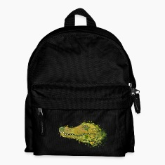 Crocodile Graffiti Bags & Backpacks