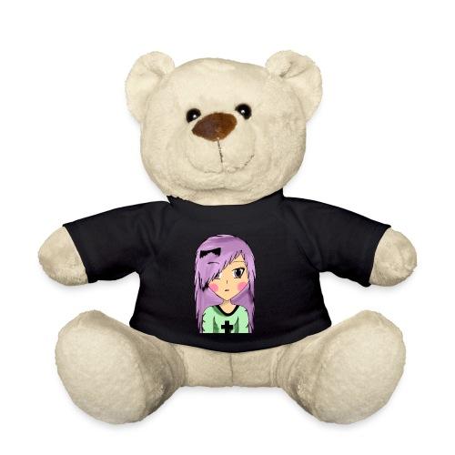 Pastel Goth teddybear - Teddy Bear