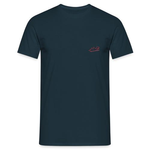 T-shirt Uomo Passione Montagna - Maglietta da uomo