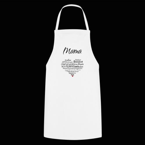 MAMA Herz Kochschürze - Kochschürze