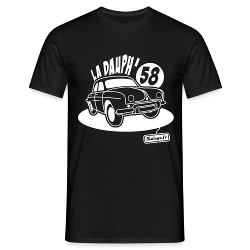 T-shirt La Dauph 58 - T-shirt Homme