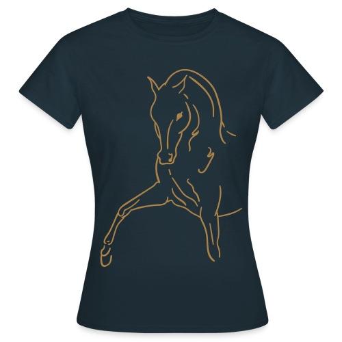 Spanish Walk - Frauen T-Shirt