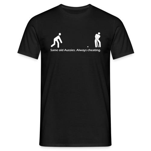 Underarm Aussie - Mens t-shirt - Men's T-Shirt
