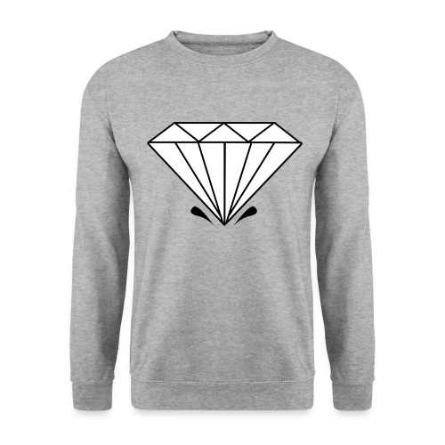 Diamond sweat - Sweat-shirt Homme