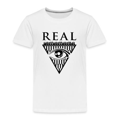 Womens - Original Tee - Black logo - Kids' Premium T-Shirt