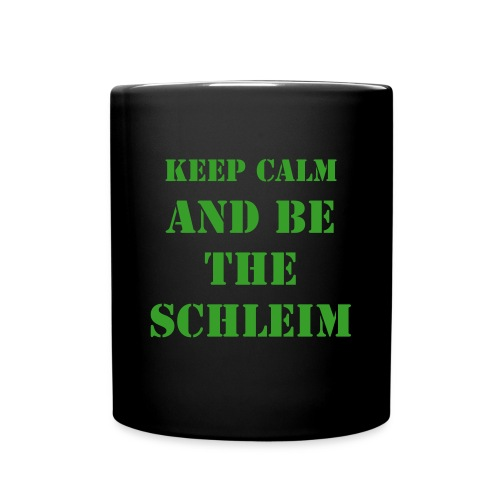 Keep calm and be the Sleim - T-Shirt Frauen - Tasse einfarbig