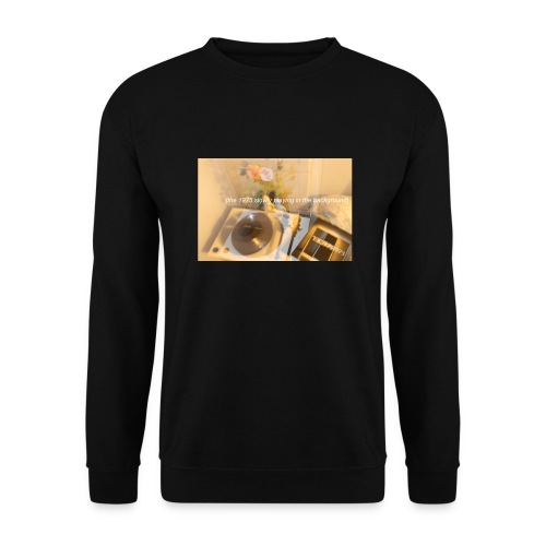(music) sweater (M/W) - Genser for menn