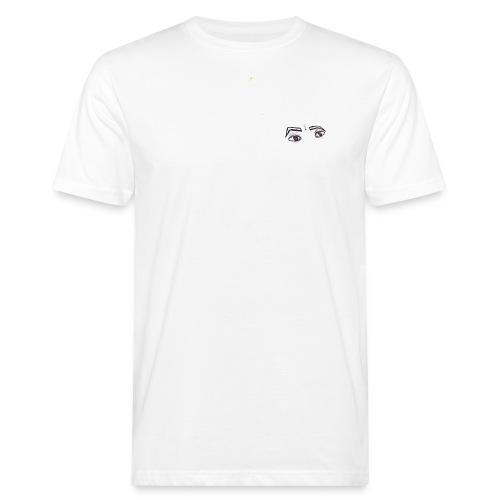 Eye tshirt (M) - Økologisk T-skjorte for menn