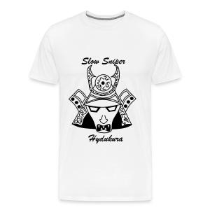 HYDUKURA Basic Tee - Men's Premium T-Shirt