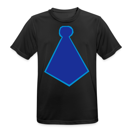 Sporlich und chic - Männer T-Shirt atmungsaktiv