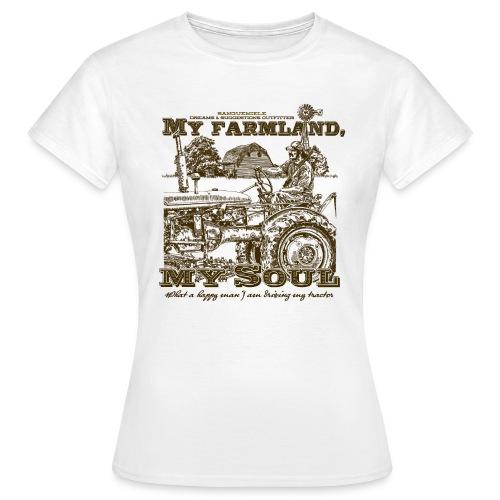 farmland - Maglietta da donna