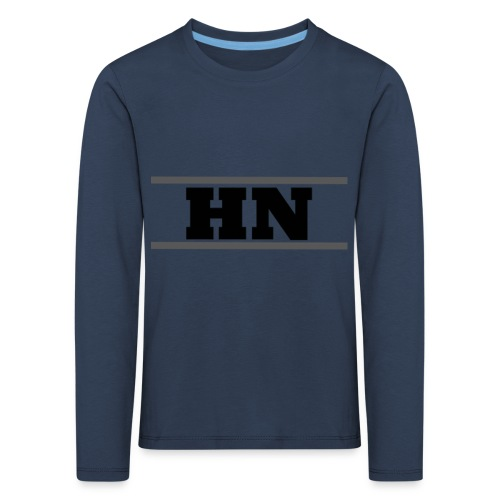 HN Kinder Trui - Kinderen Premium shirt met lange mouwen