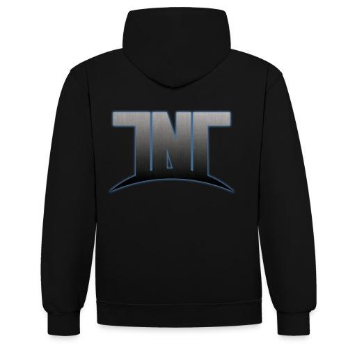 ITAI TNT Hoodie - Contrast Colour Hoodie