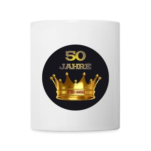 50 Jahre-Design 9 - Tasse
