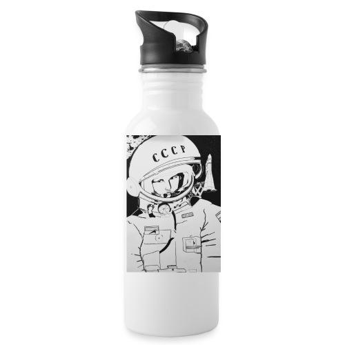 Kosmonaut Trinkflasche  - Trinkflasche