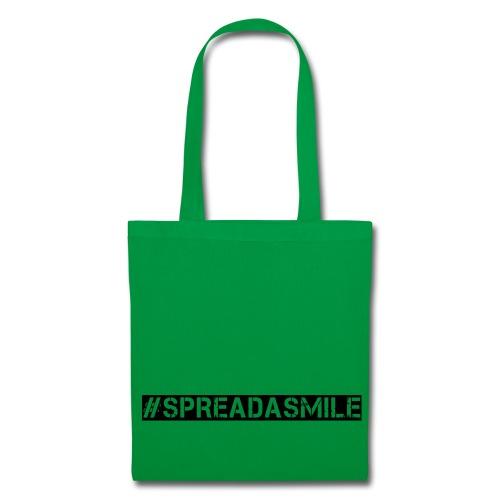 #spreadasmile Tasche - Stoffbeutel