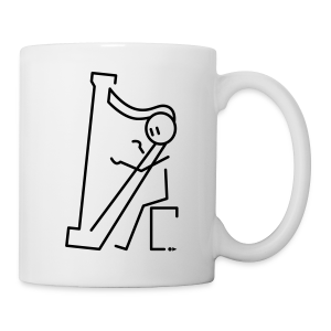 Harpist [single-sided] - Mug