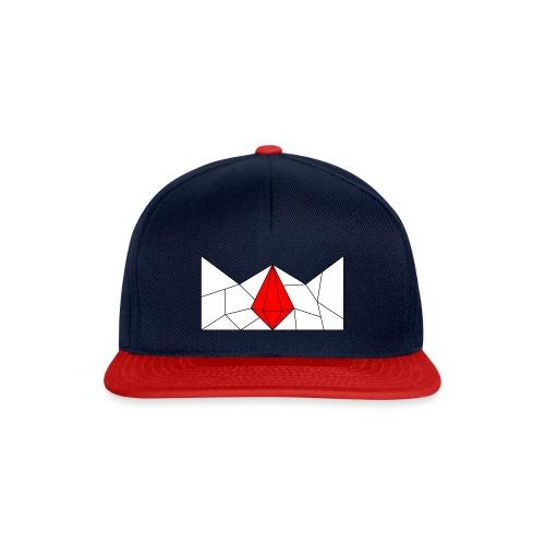 Red Cap - Snapback Cap