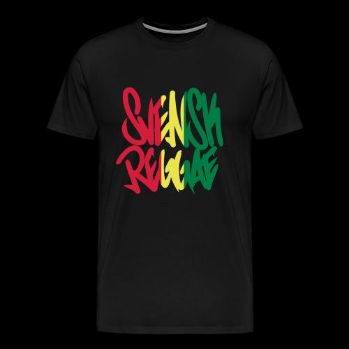 RedGoldGreen T-Shirt - Premium-T-shirt herr