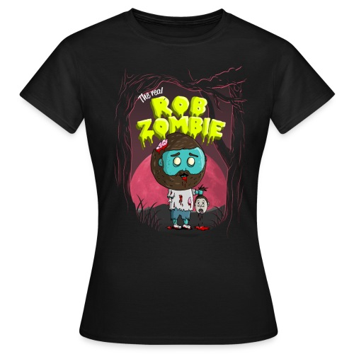 Rob The Zombie Special Edition Womens - Women's T-Shirt
