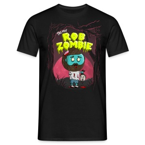 Rob The Zombie Special Edition Mens - Men's T-Shirt
