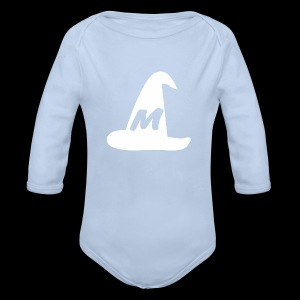 Mages Baby Wrap - Organic Longsleeve Baby Bodysuit