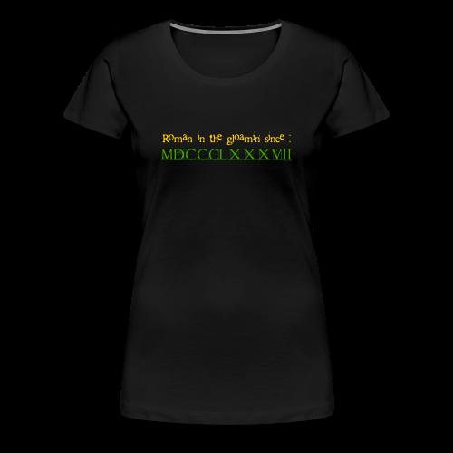 roman - Women's Premium T-Shirt