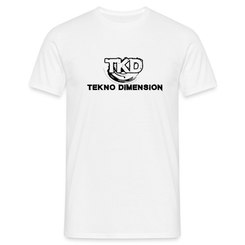 Tekno Dimension T-Shirt - T-shirt Homme