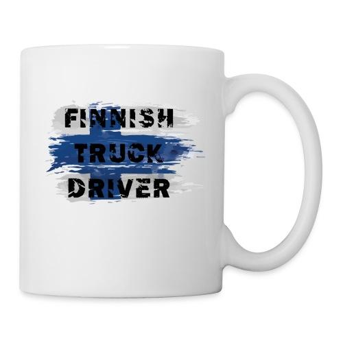 Finnish truck driver - Muki