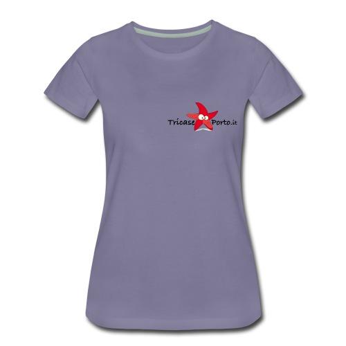 Maglietta Donna Maniche Corte - Maglietta Premium da donna