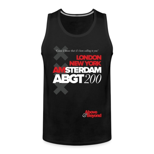 TFB | ABGT200 - Men's Premium Tank Top