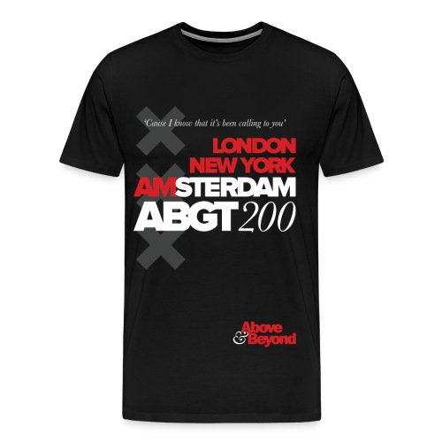 TFB | ABGT200 - Men's Premium T-Shirt