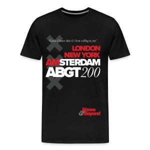 TF-Global | ABGT200 - Men's Premium T-Shirt