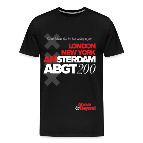 TF-Global | ABGT200 - Men's Premium T-Shirt