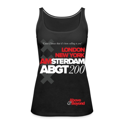 TF-Global | ABGT200 - Women's Premium Tank Top