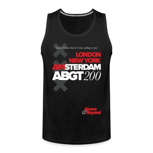 TF-Global | ABGT200 - Men's Premium Tank Top