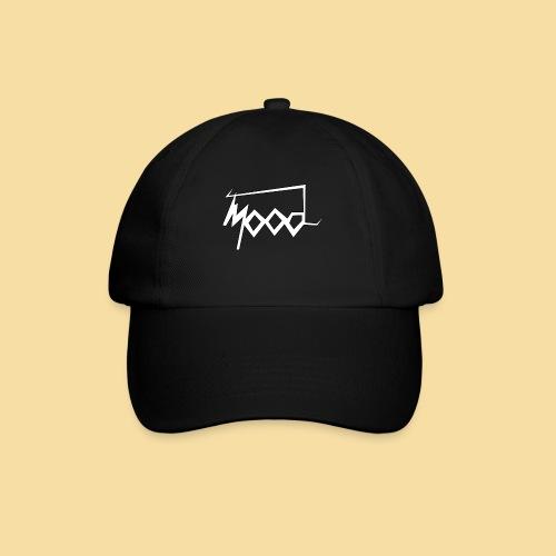 casquette noire  mood graffiti unisexe - Casquette classique