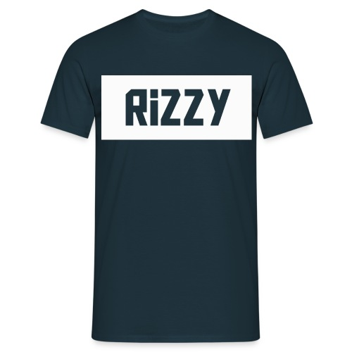 Rizzy T-shirt - Men's T-Shirt