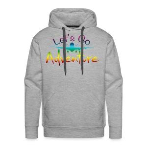 Adventure CL - Mannen Premium hoodie