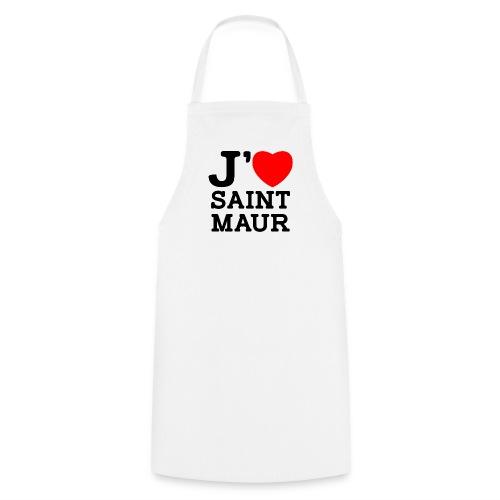 Tablier de cuisine J'aime Saint-Maur - Tablier de cuisine