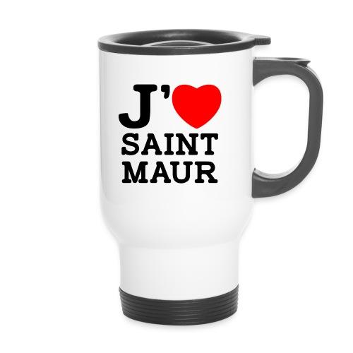 Mug Thermos J'aime Saint-Maur - Mug thermos