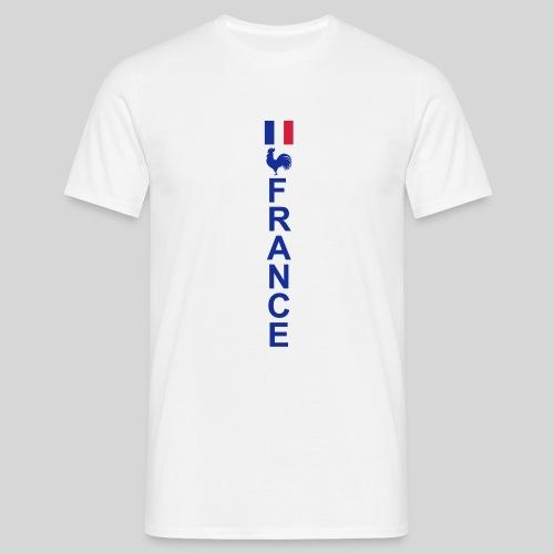 Logo France Ligne - T-shirt Homme