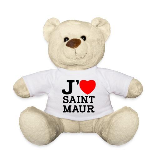 Nounours J'aime Saint-Maur - Nounours