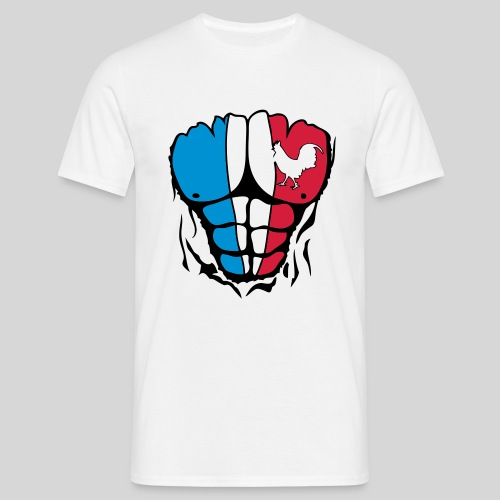 Muscles France - T-shirt Homme