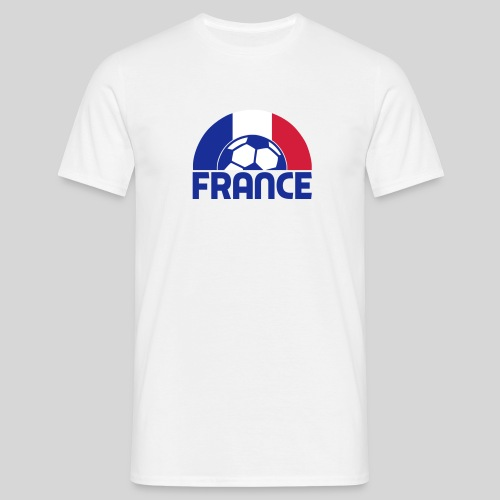 Ballon France - T-shirt Homme