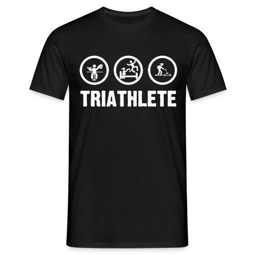 triathlete - T-shirt Homme