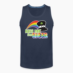 Kiss Me I'm Queer LGBT Sports wear