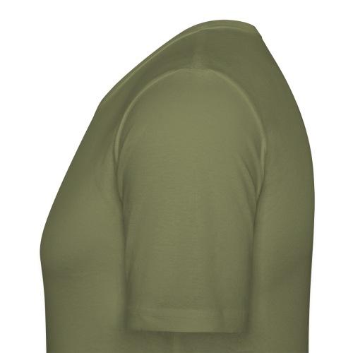 KÖRKaholic Basic grün - Männer Slim Fit T-Shirt