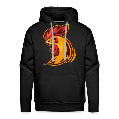 What The Cluck - Fezzant - Men's Premium Hoodie