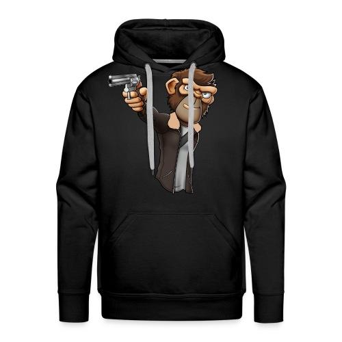 CBMonkey Grimes Hoodie - Men's Premium Hoodie